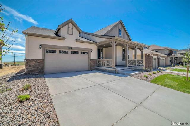 7154 Hyland Hills Street, Castle Pines, CO 80108 (MLS #3561376) :: Keller Williams Realty