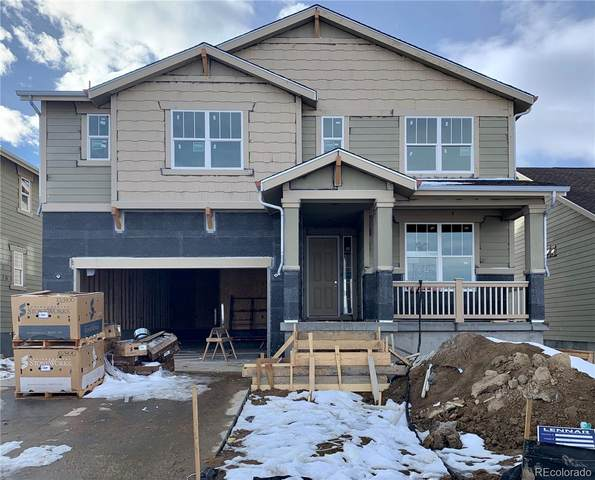 1045 S Grand Baker Court, Aurora, CO 80018 (MLS #3561388) :: Keller Williams Realty