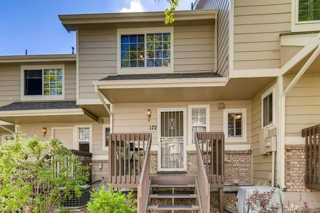 1470 S Quebec Way #172, Denver, CO 80231 (#3561531) :: The Griffith Home Team