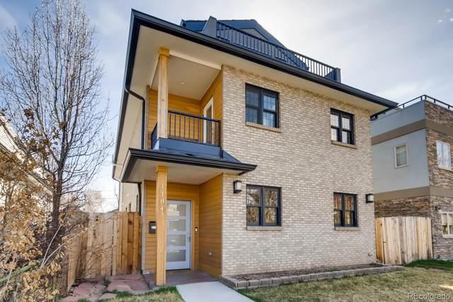1184 S Clarkson Street, Denver, CO 80210 (#3561850) :: Mile High Luxury Real Estate