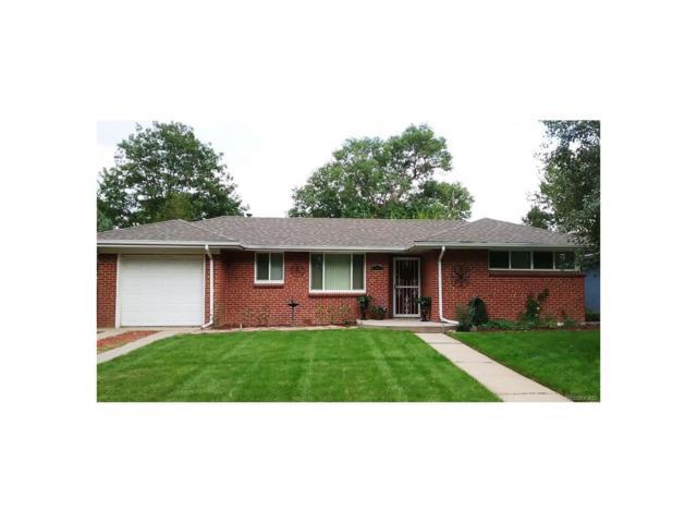 160 Niagara Street, Denver, CO 80220 (#3561885) :: Wisdom Real Estate
