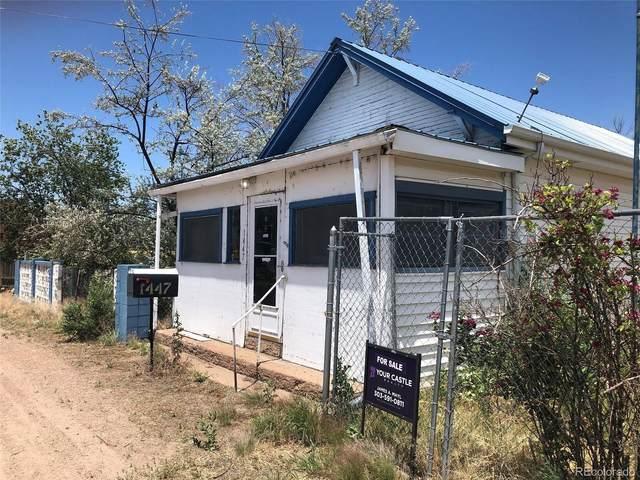 1447 S 6th Avenue, Canon City, CO 81212 (MLS #3562132) :: 8z Real Estate