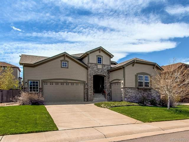 4158 E 139th Place, Thornton, CO 80602 (#3562247) :: HomeSmart