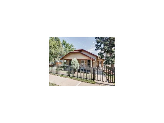 2470 Eaton Street, Edgewater, CO 80214 (MLS #3562502) :: 8z Real Estate