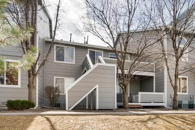 1010 S Yampa Street #203, Aurora, CO 80017 (MLS #3562509) :: 8z Real Estate