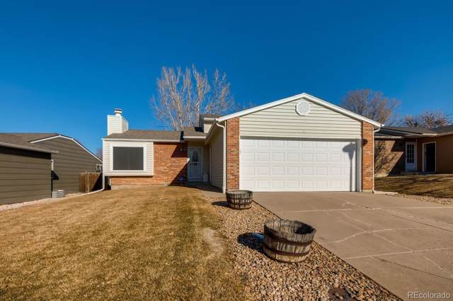4210 S Cathay Way, Aurora, CO 80013 (#3562555) :: The Dixon Group