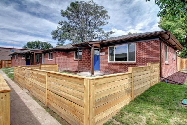 1531 S Ash Street, Denver, CO 80222 (MLS #3562634) :: 8z Real Estate