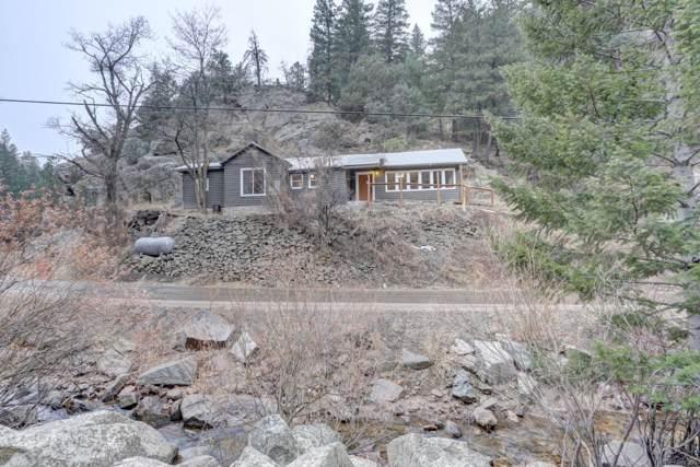 5216 Fourmile Canyon Drive, Boulder, CO 80302 (#3562917) :: The Peak Properties Group
