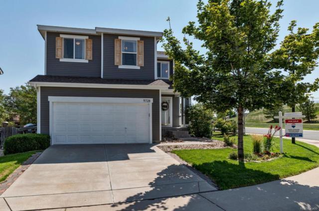 9728 Marmot Ridge Circle, Littleton, CO 80125 (#3563061) :: Bring Home Denver