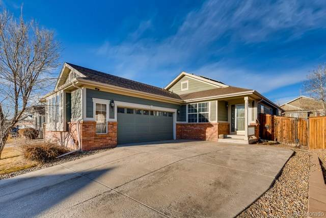 16257 E 105th Circle, Commerce City, CO 80022 (#3563087) :: The Harling Team @ HomeSmart