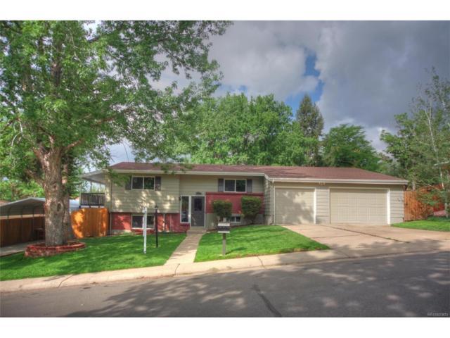 827 S Robb Way, Lakewood, CO 80226 (MLS #3563218) :: 8z Real Estate