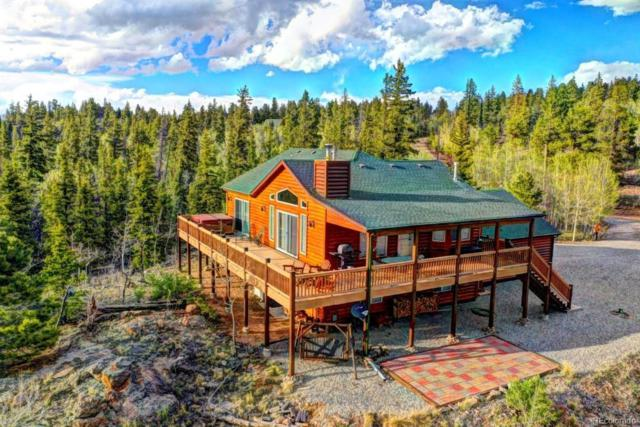 355 Quiver Road, Jefferson, CO 80456 (#3563406) :: The Peak Properties Group