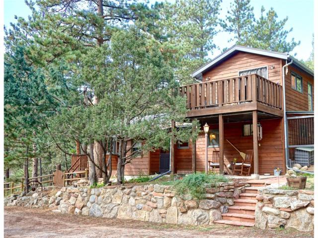 34 Cedar Drive, Lyons, CO 80540 (MLS #3563967) :: 8z Real Estate