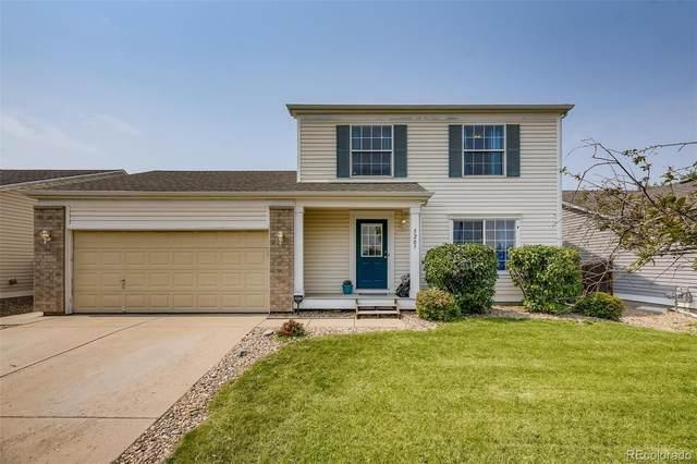 5207 N Kittredge Street, Denver, CO 80239 (#3563970) :: Kimberly Austin Properties