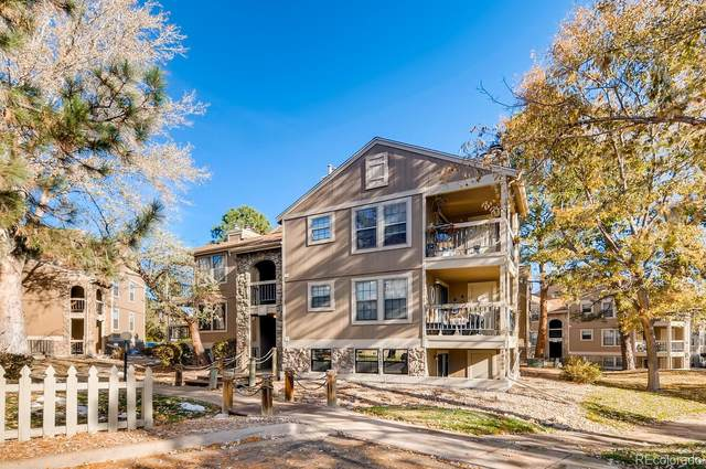 10960 W Florida Avenue #104, Lakewood, CO 80232 (#3563983) :: Realty ONE Group Five Star