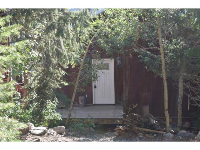 1755 Skyline Road, Georgetown, CO 80444 (MLS #3564073) :: 8z Real Estate