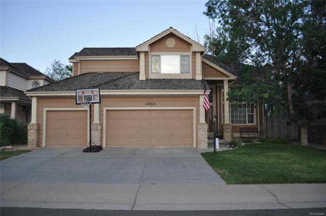 10160 Lodestone Way, Parker, CO 80134 (#3564191) :: Colorado Home Finder Realty