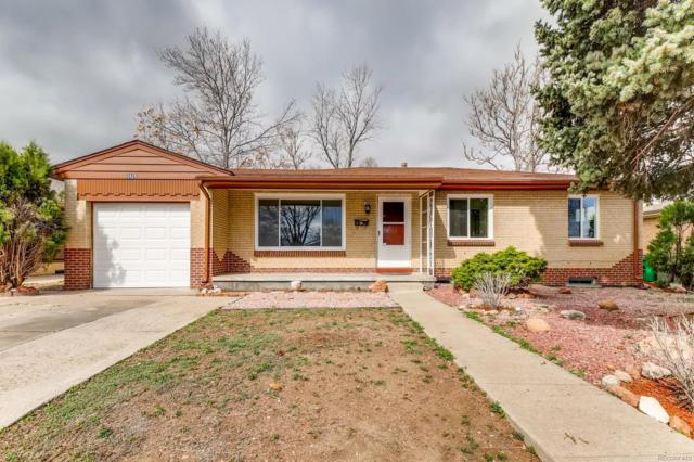 1425 S Jay Street, Lakewood, CO 80232 (#3564211) :: The DeGrood Team