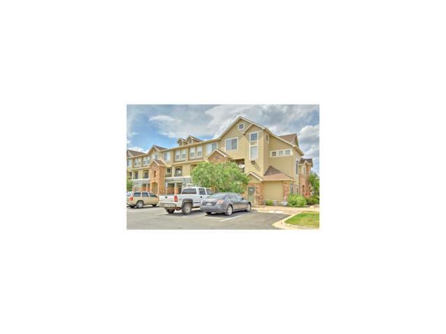 457 Black Feather Loop #709, Castle Rock, CO 80104 (MLS #3564325) :: 8z Real Estate
