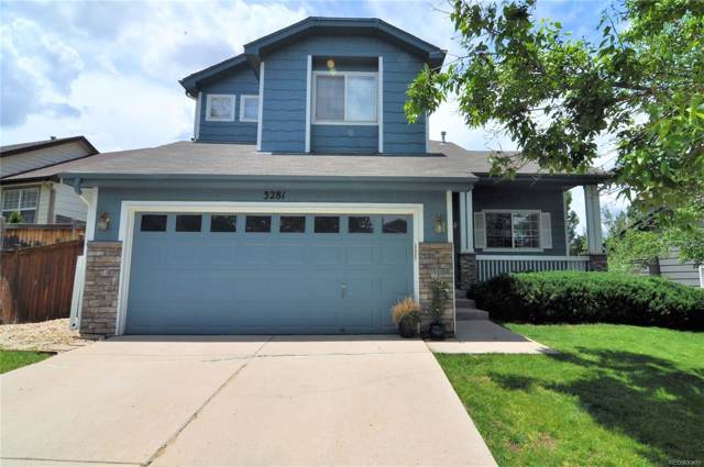 3281 Blue Grass Circle, Castle Rock, CO 80109 (#3565083) :: The Healey Group