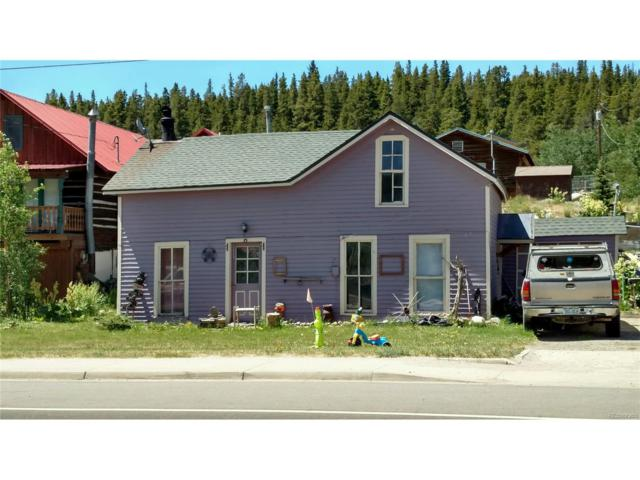 85 S Main Street, Alma, CO 80420 (MLS #3565434) :: 8z Real Estate