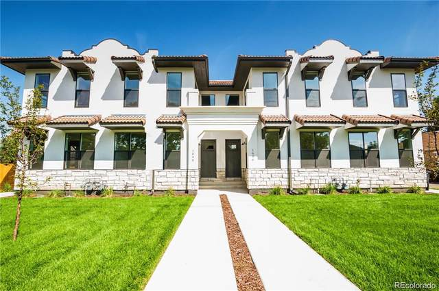1636 Winona Court, Denver, CO 80204 (#3565668) :: Realty ONE Group Five Star