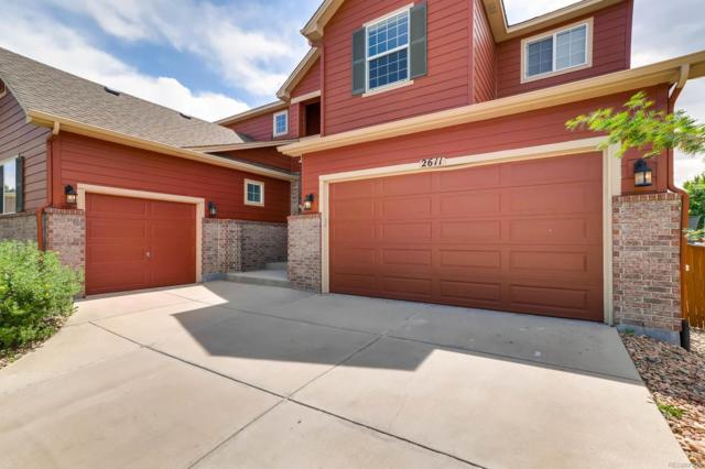 2611 Cache Creek Court, Castle Rock, CO 80108 (#3566317) :: The HomeSmiths Team - Keller Williams