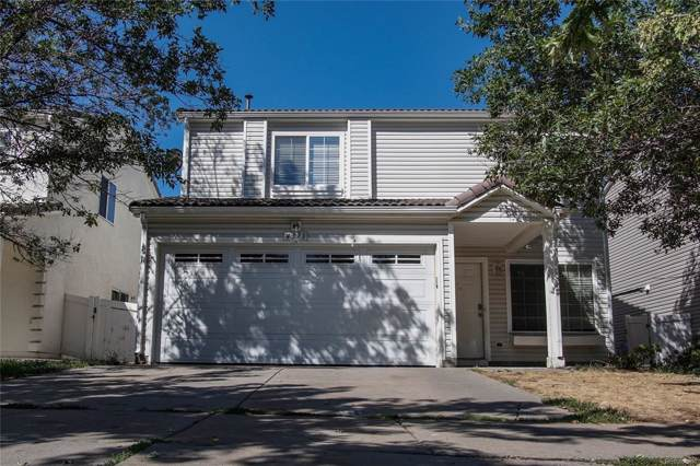 4373 Argonne Street, Denver, CO 80249 (MLS #3566509) :: 8z Real Estate