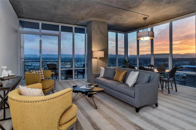 891 14th Street #2801, Denver, CO 80202 (#3566545) :: The Healey Group