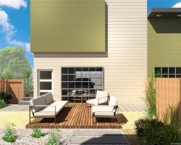 2818 W Parkside Place, Denver, CO 80221 (#3567020) :: The Peak Properties Group