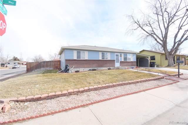 5566 Yuba Way, Denver, CO 80239 (MLS #3567069) :: Colorado Real Estate : The Space Agency