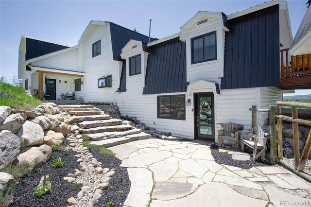 29465 Scrub Oak Path, Steamboat Springs, CO 80487 (MLS #3567331) :: Kittle Real Estate