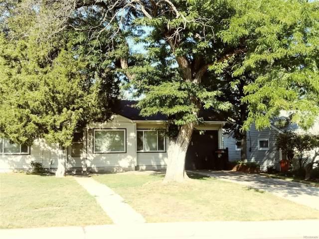 3217 S Elm Street, Denver, CO 80222 (MLS #3568386) :: 8z Real Estate