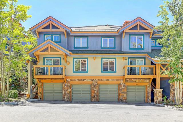 43 Snowflake Drive D-7, Breckenridge, CO 80424 (#3569003) :: 5281 Exclusive Homes Realty