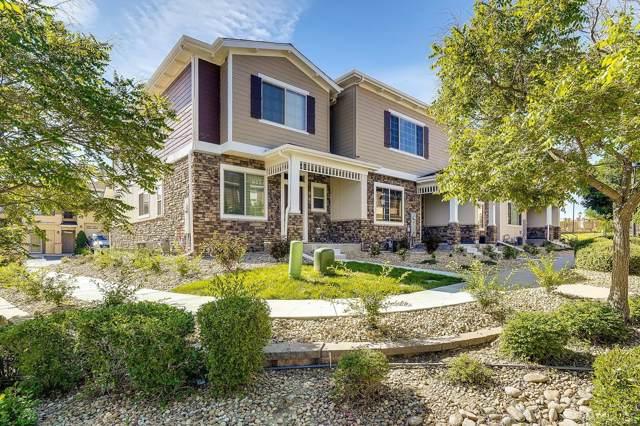867 E 98th Avenue #1201, Thornton, CO 80229 (MLS #3569105) :: 8z Real Estate