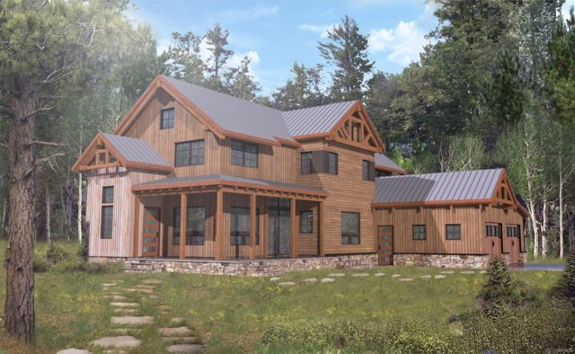 6 Caribou Ridge Drive, Nederland, CO 80466 (#3569466) :: The City and Mountains Group