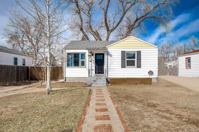 4677 S Washington Street, Englewood, CO 80113 (#3570710) :: Bring Home Denver
