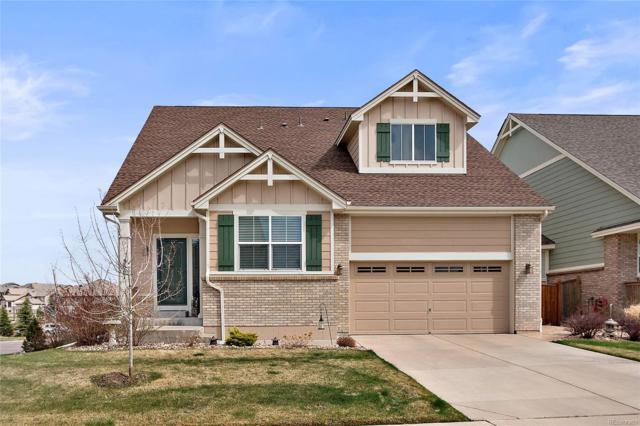 5647 S Buchanan Street, Aurora, CO 80016 (#3570723) :: The Peak Properties Group