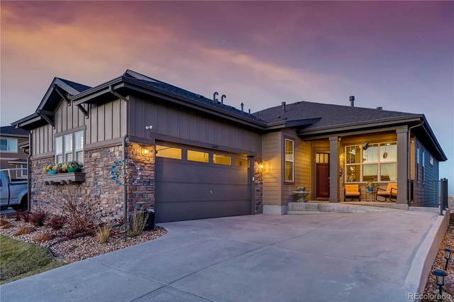 16649 W 86th Place A, Arvada, CO 80007 (#3570844) :: The DeGrood Team