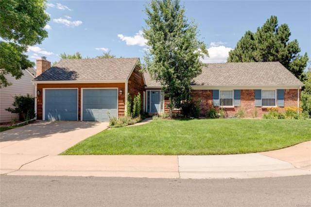 7259 E Costilla Drive, Centennial, CO 80112 (#3570984) :: The Peak Properties Group