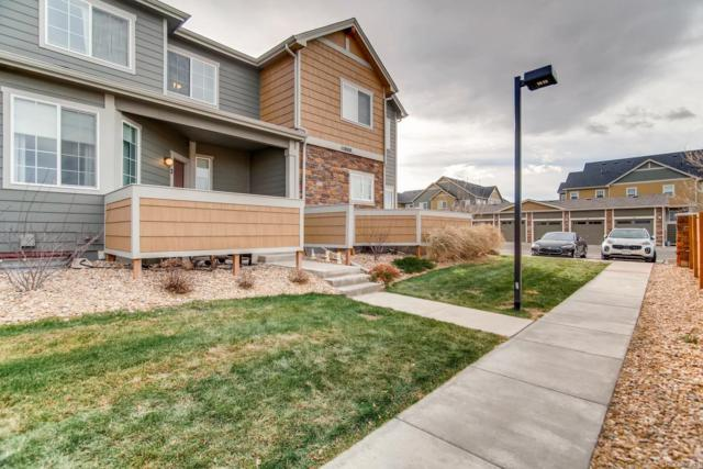 15800 E 121st #N2 Avenue, Commerce City, CO 80603 (#3571567) :: The Griffith Home Team