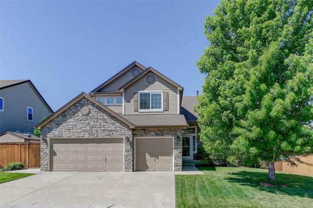 5088 Rocky Mountain Drive, Castle Rock, CO 80109 (#3571993) :: The Griffith Home Team