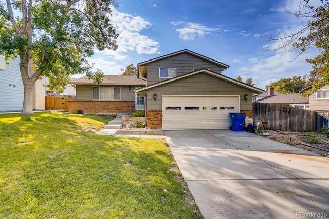 16638 E Evans Avenue, Aurora, CO 80013 (MLS #3572415) :: Bliss Realty Group