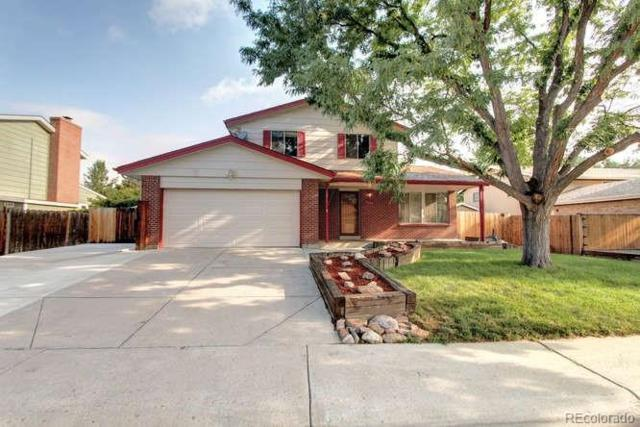 13623 W 66th Way, Arvada, CO 80004 (MLS #3572515) :: Bliss Realty Group