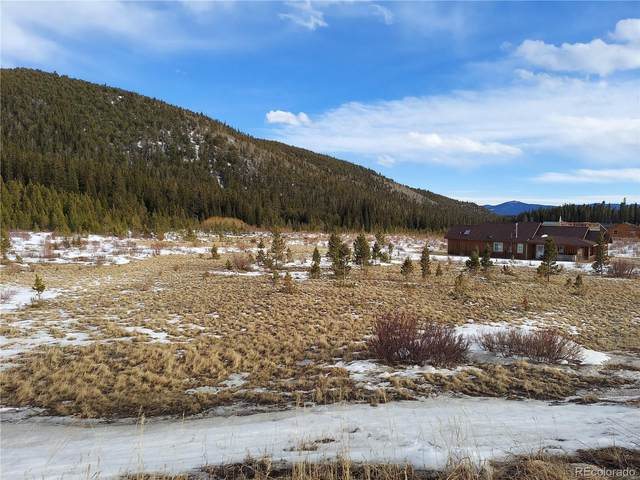 Lots 43 & 44 Silver Creek Road, Idaho Springs, CO 80452 (#3572547) :: Stephanie Fryncko | Keller Williams Integrity
