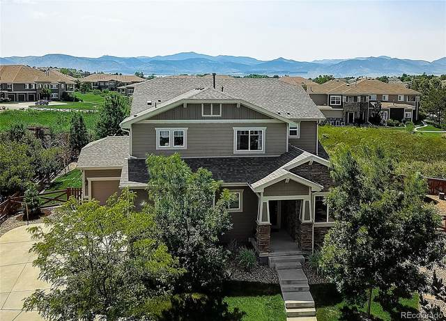 15180 W 62nd Way, Arvada, CO 80403 (#3572812) :: The Colorado Foothills Team   Berkshire Hathaway Elevated Living Real Estate