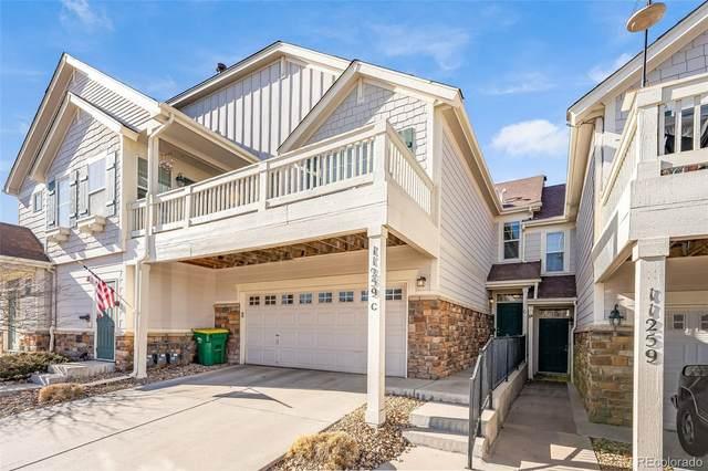 11259 S Cedar Gulch Lane C, Parker, CO 80134 (MLS #3573062) :: 8z Real Estate