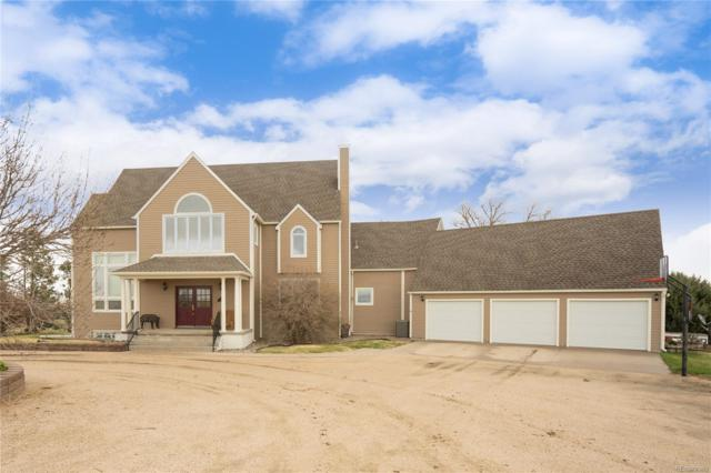 53848 Raines Road, Limon, CO 80828 (MLS #3573081) :: 8z Real Estate