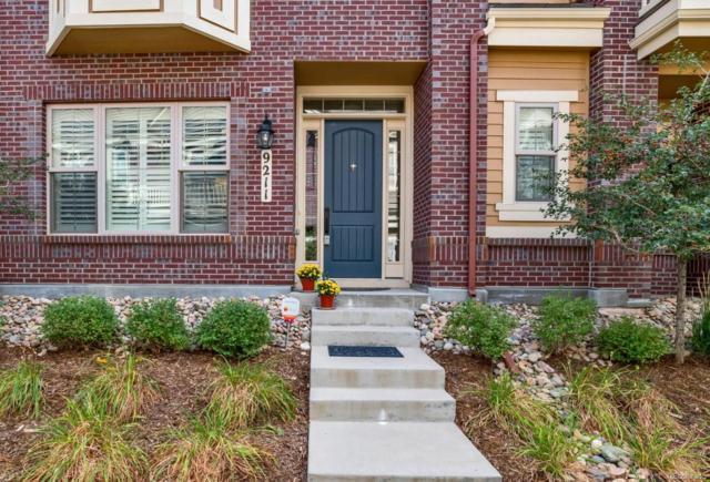 9211 Mornington Way, Lone Tree, CO 80124 (#3573454) :: Colorado Home Finder Realty