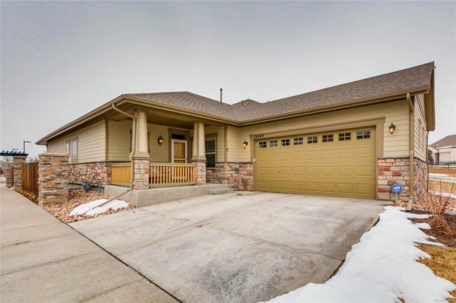 19449 E E Quincy Place, Aurora, CO 80015 (#3574016) :: Bring Home Denver
